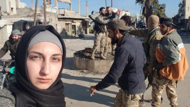 Photo of بعد كـ.ـذب عمر رحمون وفارس الشهابي.. الزميلة ميرنا حسن تظهر بصورة جديدة وتؤكد: أنا بخير.. ونشطاء يحتفون